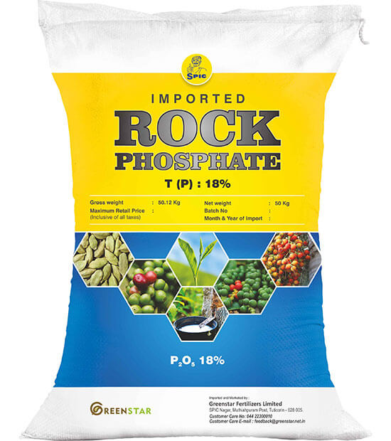 SPIC Rock Phosphate (Imported)