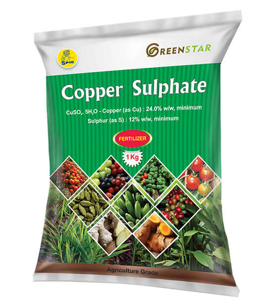 SPIC Copper Sulphate