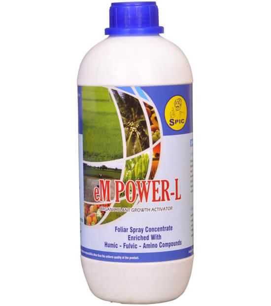 SPIC eM POWER (Liquid)