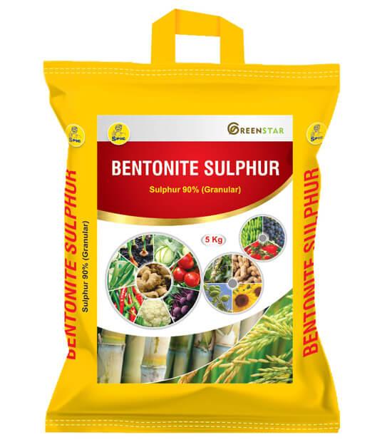 SPIC Bentonite Sulphur
